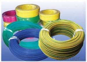450/750V PVC Insulation Electrical Wire&Cable Yellow, Red,Blue,Green