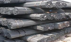 GR60 deformed steel bars for construction