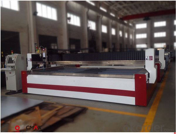 CNC Granite Cutting Machine Quick Calibration and Easier Versatility Way of Cutting