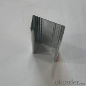 Metal Stud and  Track for Drywall Partition  Chinese Drywall  C  Channel Metal  Stud Size