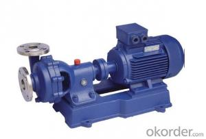 IS single-stage end-suction centrifugal pumps with high quality