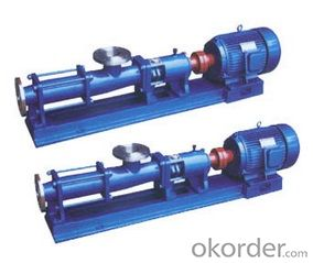 Single-stage end-suction centrifugal pump with high quality