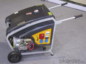 5kva Portable Gasoline Generator with 13.0hp Engine