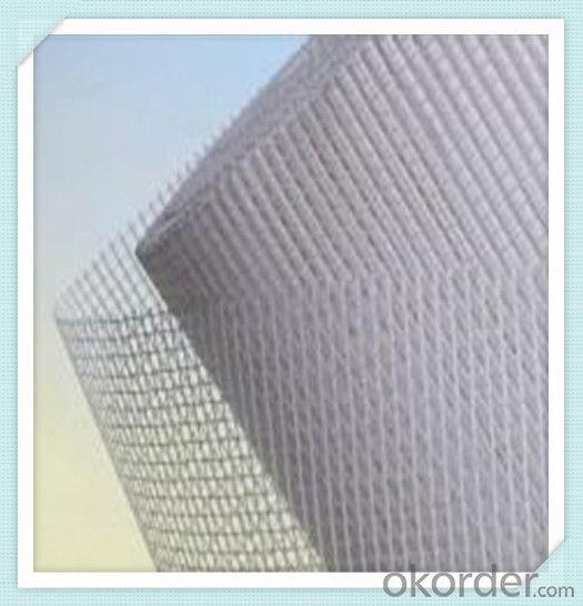 Fiberglass Mesh Reinforcement Concrete White