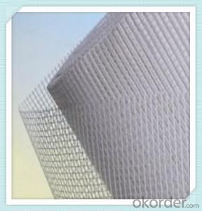 Fiberglass Mesh Reinforcement Concrete Green