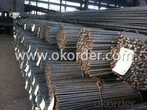 HIGH QUALITY DIN HOT ROLLED STEEL REINFORCEMENT BAR