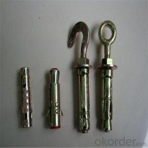Heavy Duty Shell Anchor/High Quality!! Made in China! Best Seller!