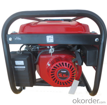 Hot Sale!2000Watt Three Phase Portable Gasoline Generators,163cc Gasoline Power Engine