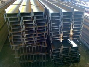 Hot rolled Q235 steel I-Beam for construction