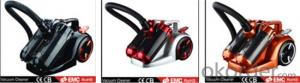 Vacuum Cleaner Bagless Cyclonic Vacuum Cleaner CNCL802