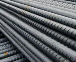 ASTM STANDARD HIGH QUALITY HOT ROLLED STEEL REBAR