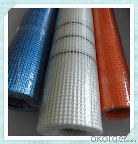 Fiberglass Mesh Reinforcing for Floor & Wall