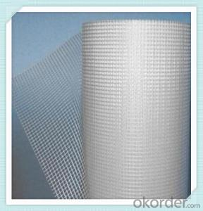 Fiberglass Mesh Used for Building Construction
