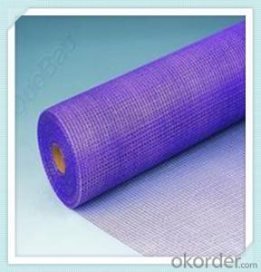 Fiberglass Mesh Fabric Floor Reinforcing