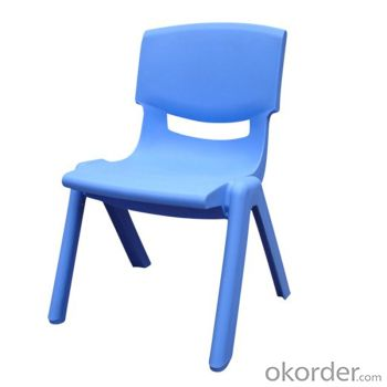 PP Plastic Children Chair, Multiple Colors