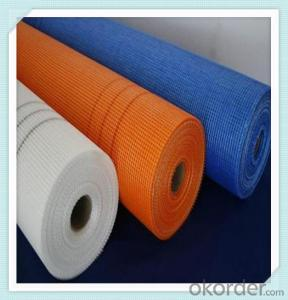 Fiberglass Reinforced Mesh of High Quality