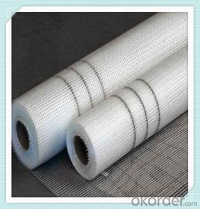Fiberglass Mesh Roll Reinforcement 40g