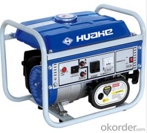 750w 2 Stroke King Power Gasoline Generator Set