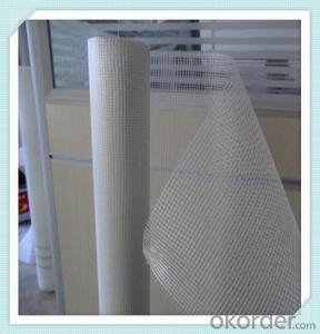 Fiberglass Mesh Fabric Building Reinforcing