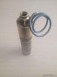 24V DC Solar Submersible Water Pump for Garden