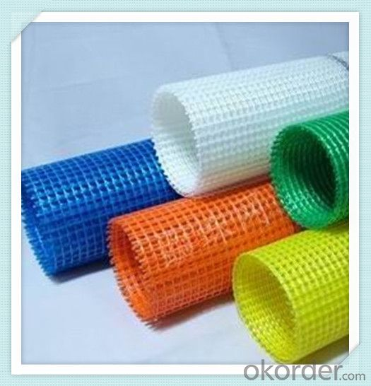 Fiberglass Mesh Wall Covering Cloth 140g