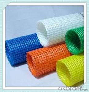 Fiberglass Mesh Wall Covering Cloth 160g
