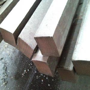 Square Bars with Firm Sides for Middle Sizes in Construction