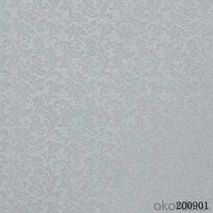 Metallic Wallpaper Home Decor Wallpaper for Office with CE Certificate