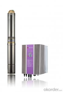 Borehole Deep Well Submersible Pumps with Excellent performance