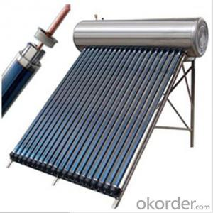 Integrative Pressurized Stainless Steel Solar Water Heater Model SP-HS