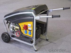 4-stroke Gasoline Generator Set, 5kw Gasoline Generator 13hp