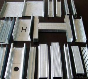 Galvanized  Sheet  Metal Channel/Metal U Channel
