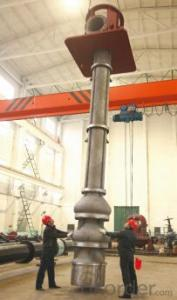 Vertical Turbine Water Pump for Pump Station