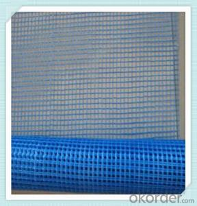 Fiberglass Mesh of  Reinforcement Application