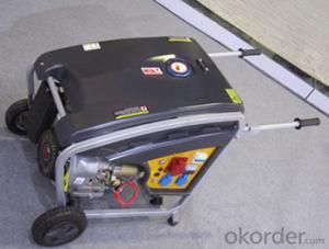 Key Start Gasoline Generator 5kva, King Power Gasoline Generator