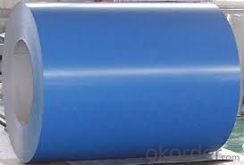 Prepainted Galvanized Rolled Steel coil -red in China