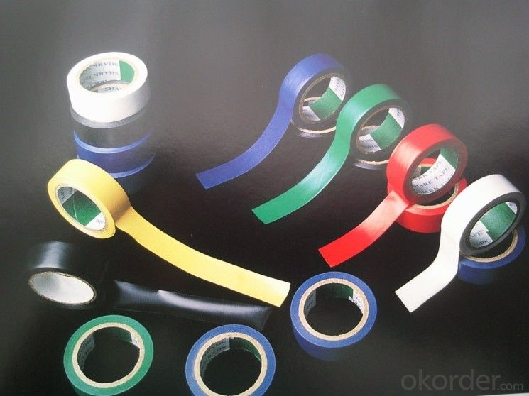 High Quality and Economical Hard PVC Tape With Excellent Back Glue of CNBM in China