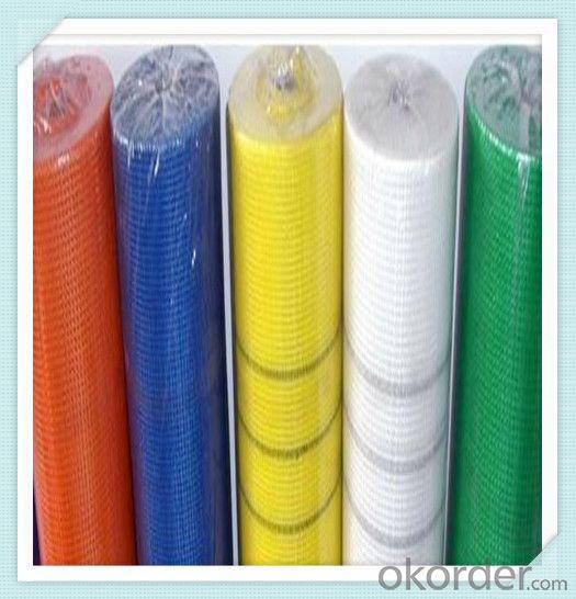 Fiberglass Mesh Reinforcement Materials