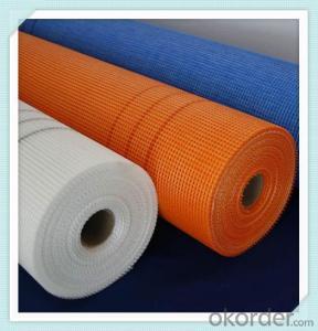 Fiberglass Mesh Cloth Materials Reinforcing