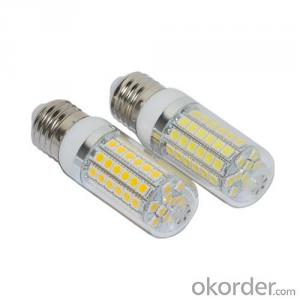 LED Bulb Ligh corn e14 6000k-6500k 5000 lumen g10 color temperature adjustable 12w
