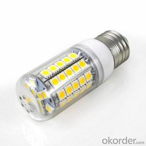 LED Bulb Ligh corn ecosmart 120V low heat no uv e17 5000k-6500k 5000 lumen 12w dimmable