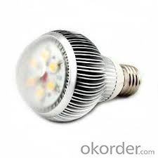 LED Bulb Ligh corn ecosmart low heat no uv E27 G10 5000k-6500k 5000 lumen dimmable
