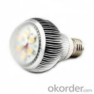 LED Bulb Ligh corn ecosmart low heat no uv E27 G10 5000k-6500k 5000 lumen dimmable