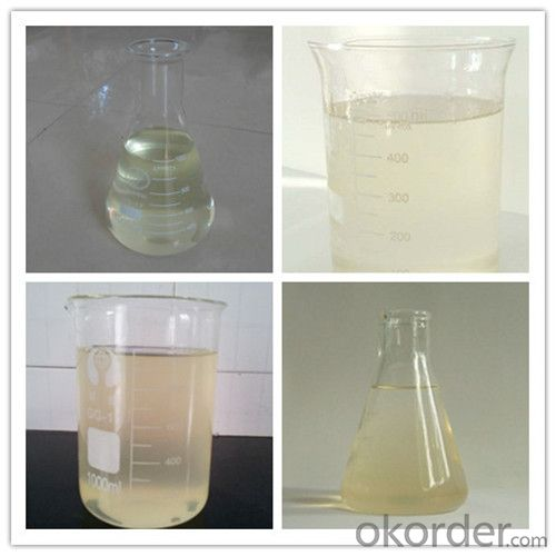 Polycarboxylate Water Reducing Agent Concrete Super Plasticizer Liquid