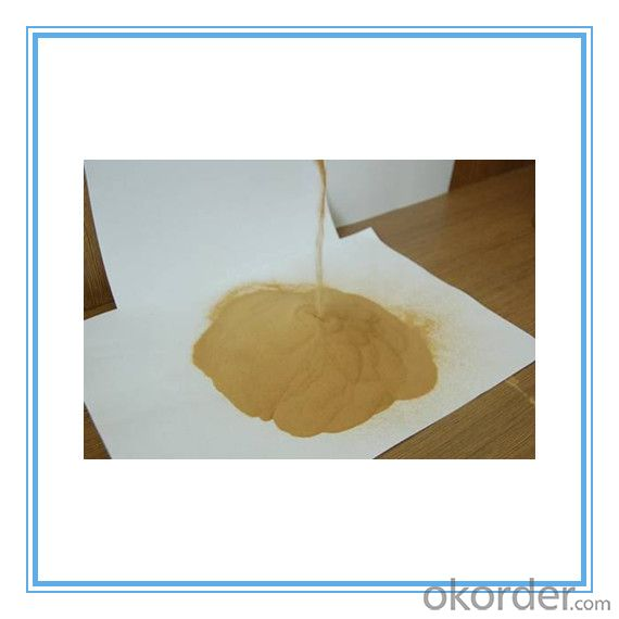 Sodium Naphthalene Sulfonate acid Formaldehyde SNF High Range Water Reducer