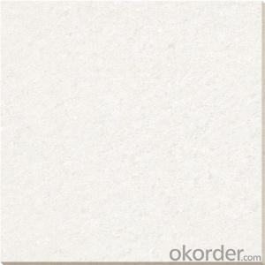 Polished Porcelain Tile The Soluble salt White Color CMAXSB8888