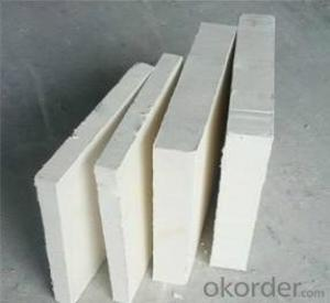 Heat Insulation Refractory Ceramic Fiberboard for Furnace And Kiln