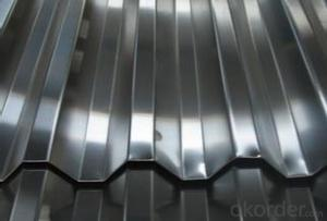 High quality of corrugated steel coil from north of China