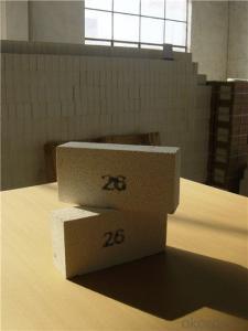 Insulating Refractory Bricks High-Alumina Brick for Furnace Use