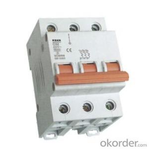 KBKM Series MINI Residual Current Circuit Breaker